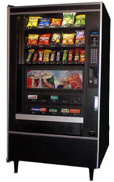 GPL-490-Combo-Vending-Machine