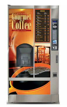 Hot-Drink-724-Vending-Machine